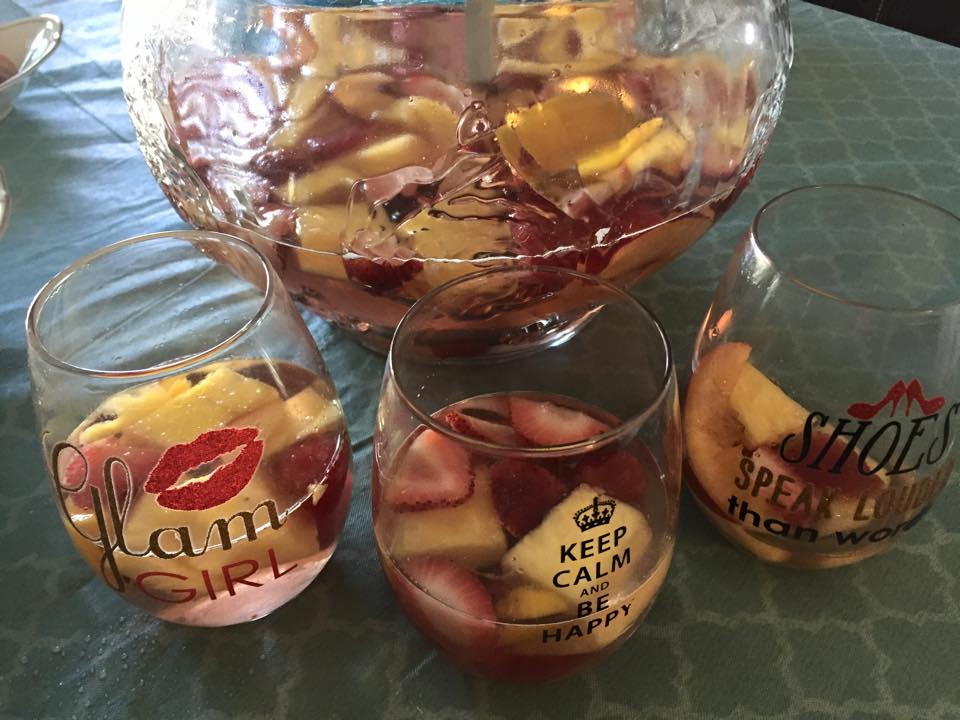 Girl's Night Sangria