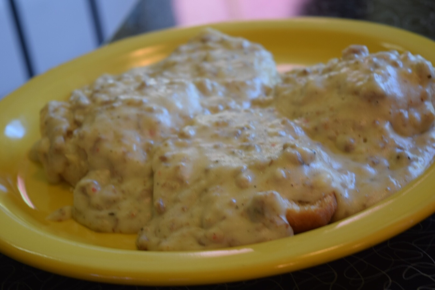 Boomers (Biscuits and Gravy)
