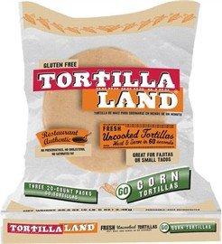 Tortilla Land Corn Tortillas