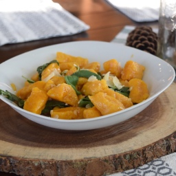 Carrot Gnocchi