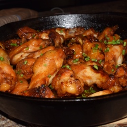 Honey Garlic Wings