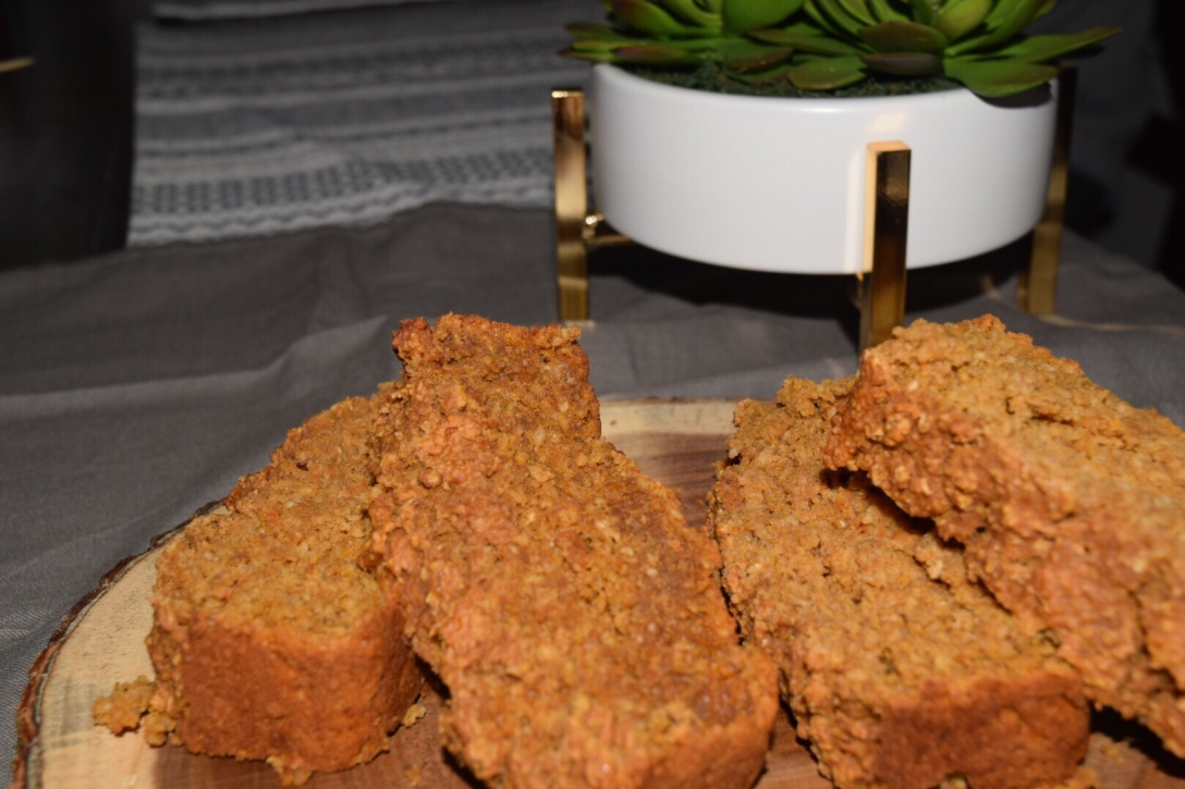 Gluten Free Sweet Potato Bread