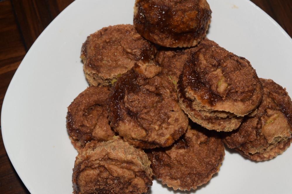 Avo muffins
